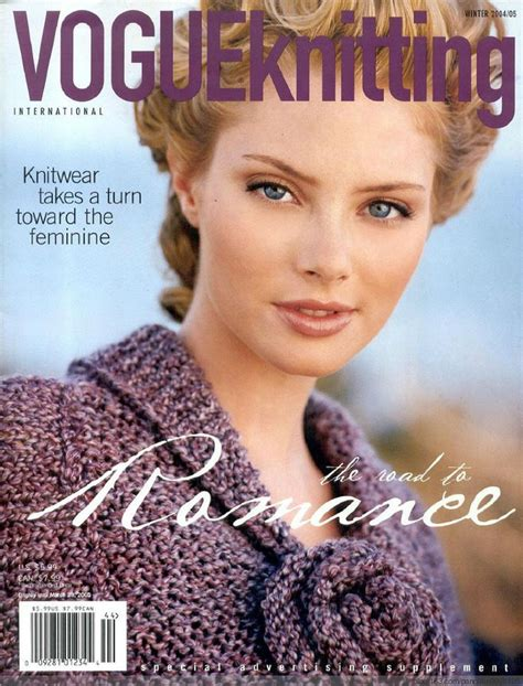 vogue knitting magazine top 25 best vogue knitting ideas on cable
