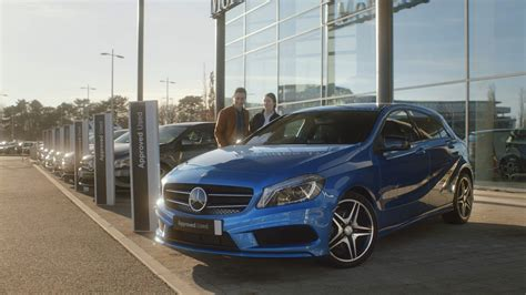 Mercedes Car by Approved Used Cars Mercedes Cars Uk