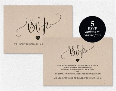 how to make rsvp cards for wedding rsvp postcard rsvp template wedding rsvp cards wedding