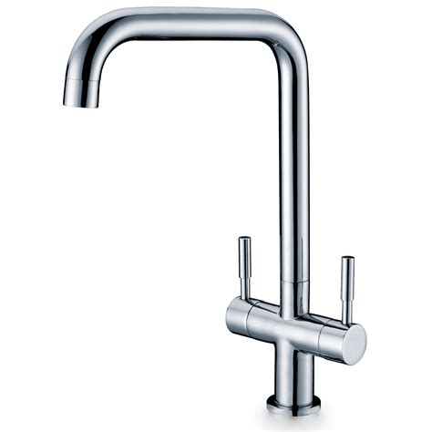 taps for kitchen sinks uk modern contemporary square swivel spout lever kitchen
