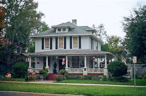 square house plans with wrap around porch 38 american foursquare home photos plus architectural details