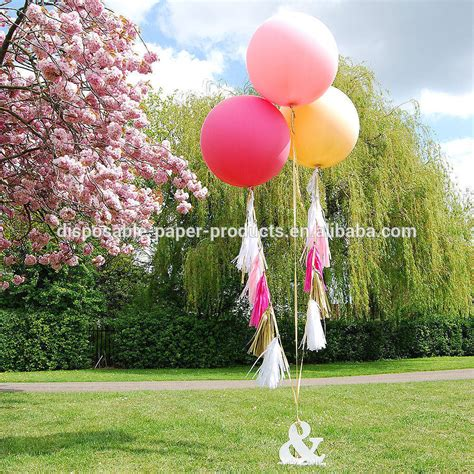 jumbo decorations new pink decoration ideas polka dots balloons
