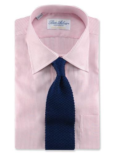 how to wear a silk knit tie classic silk knit tie in navy