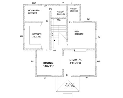 how to draw a floorplan how to draw a house plan by house floor plans