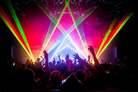 lightshow lights midnight conspiracy laser light show heavy bass