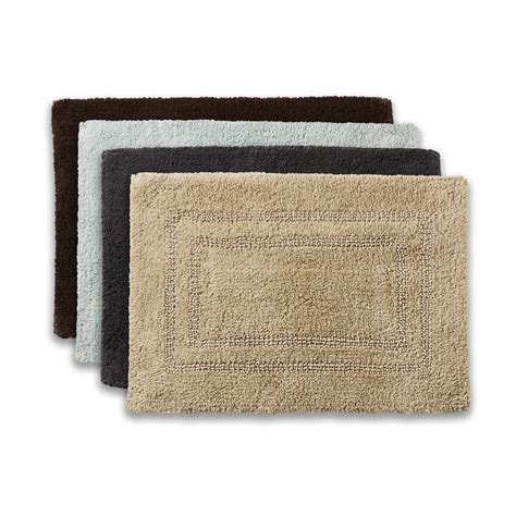 bathroom accent rugs cannon reversible bathroom accent rug home bed bath