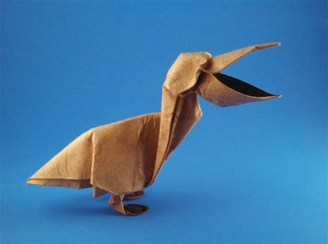 origami pelican origami pelicans page 1 of 2 gilad s origami page