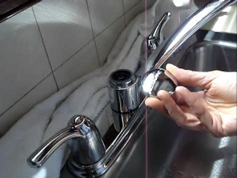 how to replace o ring in moen kitchen faucet moen high arc kitchen faucet repair leaking bad o doovi