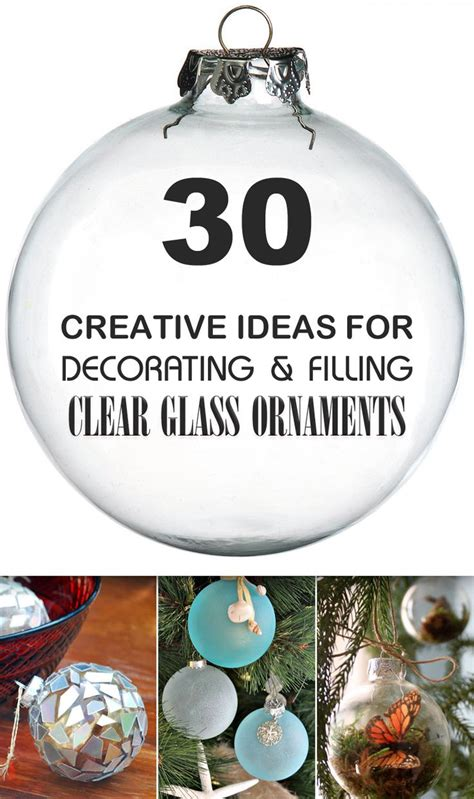 diy clear glass ornaments 17 best ideas about glass ornaments on diy
