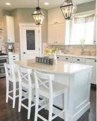island style kitchen best 25 modern farmhouse kitchens ideas on