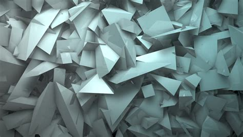 origami screen triangle paper origami background center stock footage