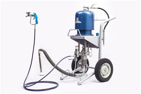 spray painting machine manufacturer industrial airless spray painting equipment in pcntda