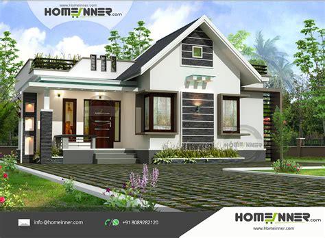 home designs kerala contemporary modern contemporary 1030 sqft 2 bhk small kerala home design