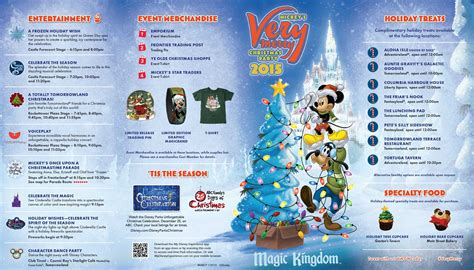 mickey merry hours mickey s merry 2015 guide map photo