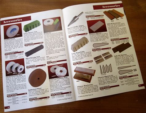 Iles Woodworking Tools Accessories Catalogue