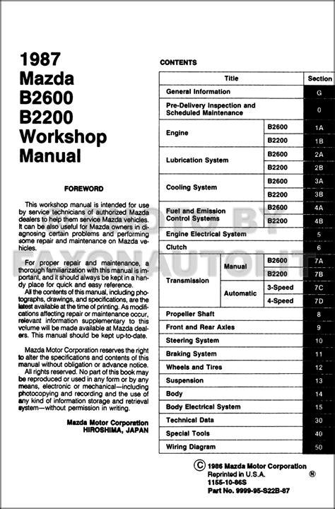 free car manuals to download 2004 mazda b series plus head up display service manual free car manuals to download 1987 mazda b2600 windshield wipe control service