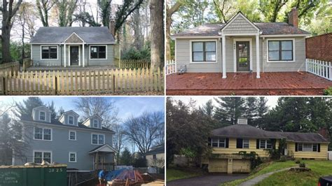 before and after small home house flipping before and after photos and tips realtor