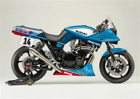Classic Suzuki Birmingham by Because Kats Are Coool Motorcycle News