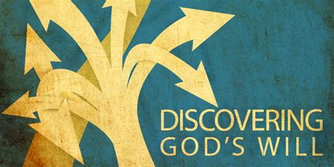 as the gods will 3 steps to discovering god s will for your