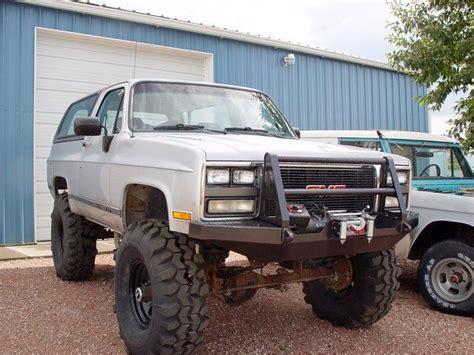 1977 chevy k5 blazer custom bumper oobs blazer