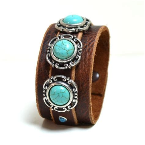 leather cuffs for jewelry 25 best ideas about leather cuffs on leather