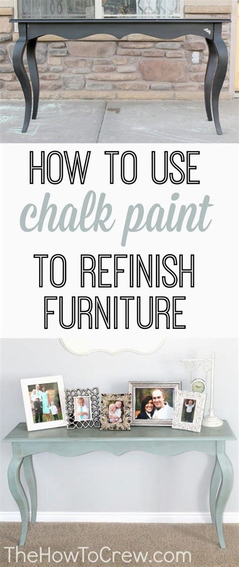 diy chalk paint furniture how to dining table furniture woodworking projects plans