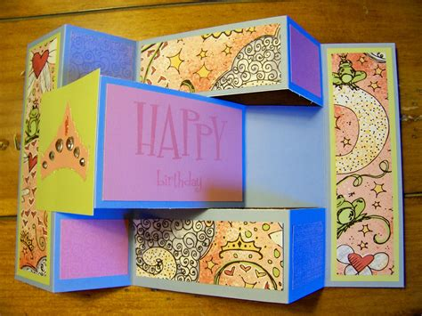 how to make cool birthday cards scrappin with cristin birthday cards sle of upcoming