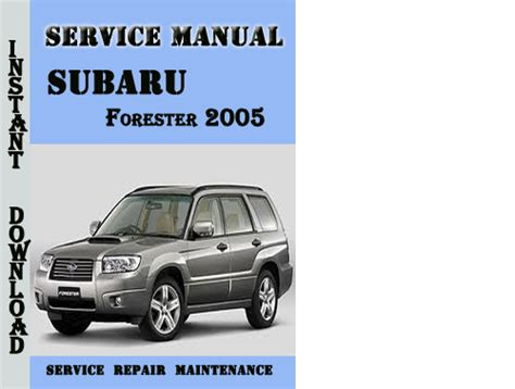 auto air conditioning service 2000 subaru forester transmission control subaru 2005 forester owners manual pdf download subaru forester 2005 service repair manual pdf