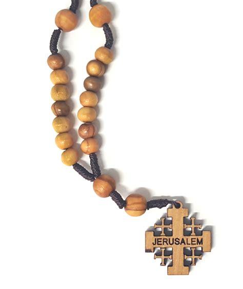 anglican prayer rosary anglican prayer w wooden jerusalem cross
