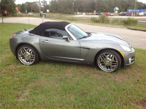 how to sell used cars 2007 saturn sky auto manual find used 2007 saturn sky convertible in brooksville