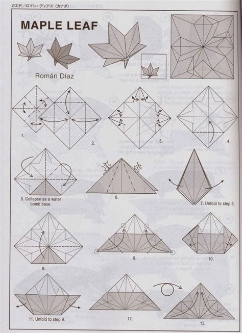 origami with leaf 17 best images about origami leaves on how to