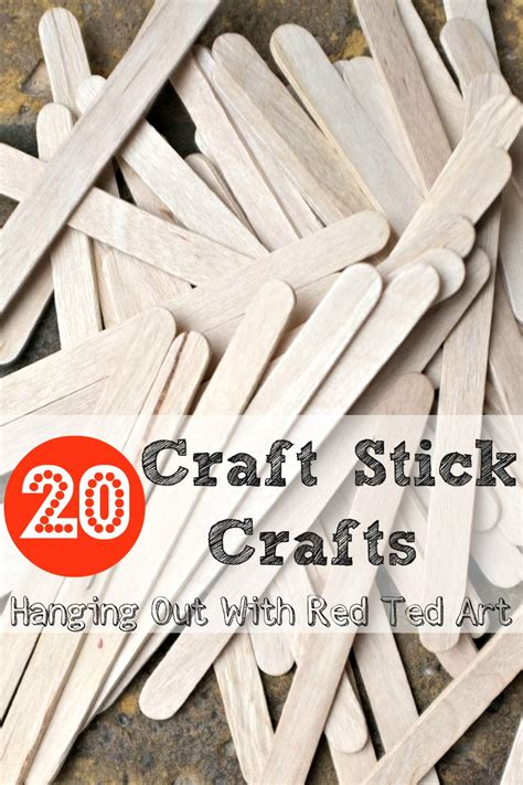 craft sticks projects for craft stick crafts ted s