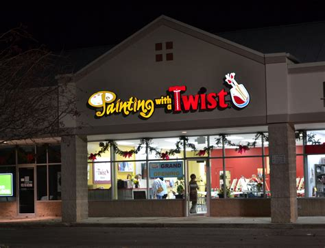 paint with a twist locations painting with a twist in fenton now open giveaway