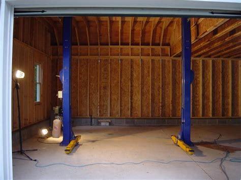 40x60 Floor Plans garage with 2 post lift rennlist porsche discussion forums