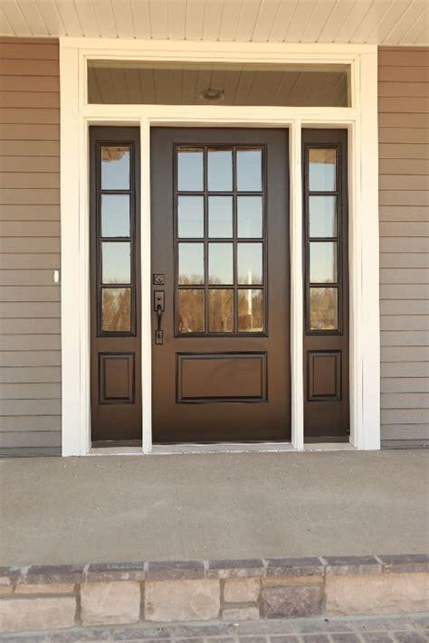 exterior door window best 20 fiberglass entry doors ideas on entry