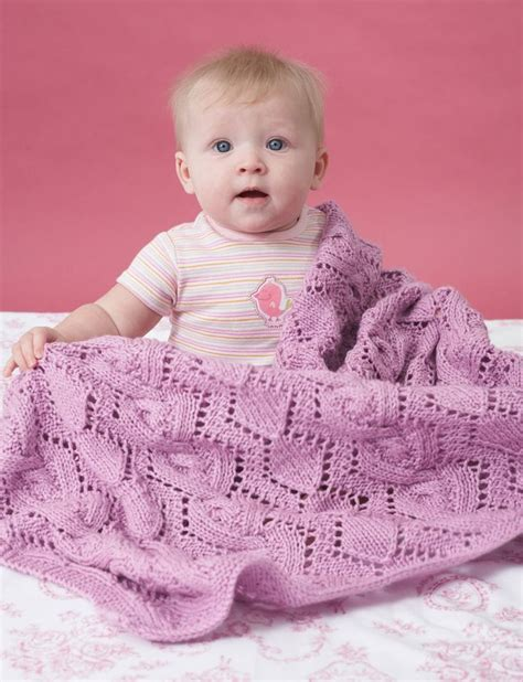 bernat baby knitting patterns the 678 best images about knit baby blankets on