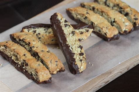 Satisfy My Sweet Tooth » Blog Archive Almond Coconut Chocolate Chip Biscotti Recipe   Satisfy My