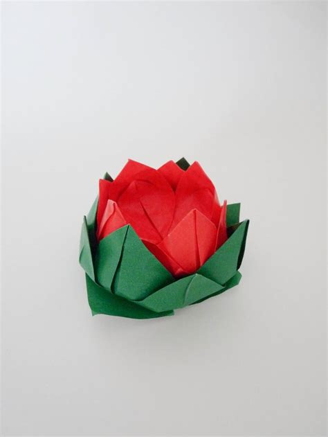 how to make an origami lotus how to make an origami lotus flower origami