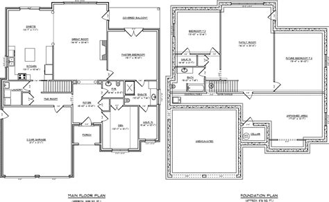 open concept home plans open concept ranch home floor plans bedroom captivating to