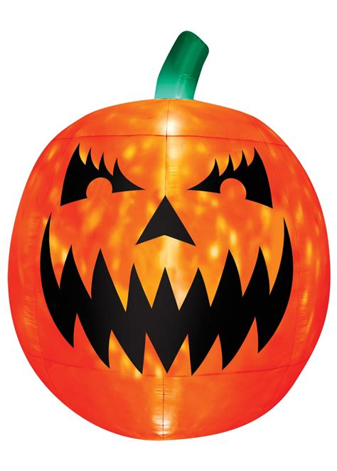 air blown decorations airblown scary pumpkin decoration decorations