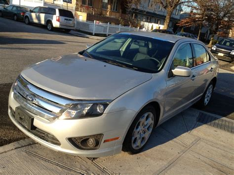 Used Ford Fusion by Used 2010 Ford Fusion Sedan 8 990 00