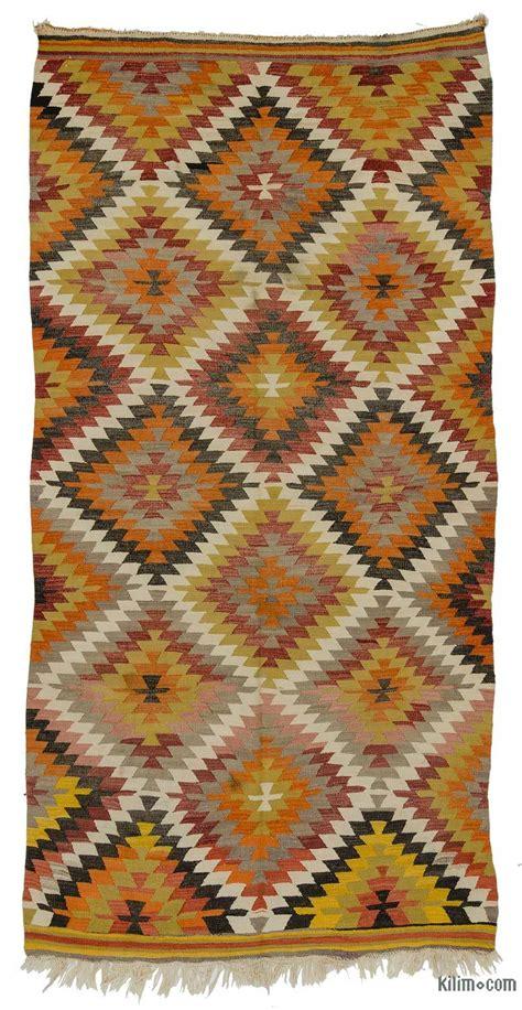 kilim rug k0025130 vintage konya kilim rug