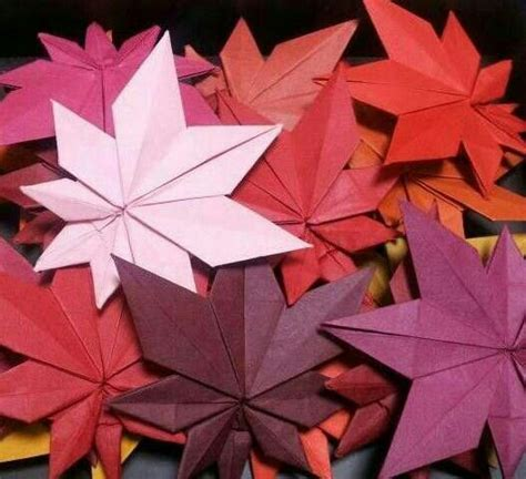 origami maple seed 102 best diy automne images on fall kid