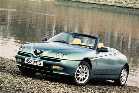 Used Alfa Romeo Spider by Alfa Romeo Spider 1996 2005 Used Car Review Car