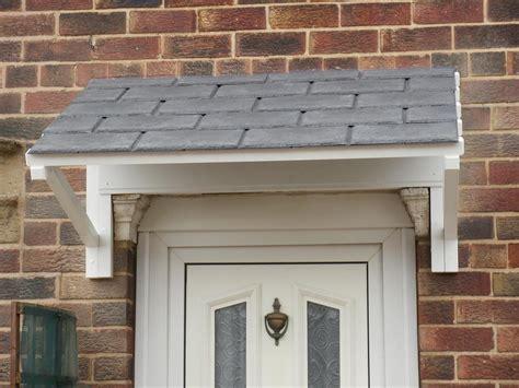Door Canopy by Minster Mono Pitch Door Canopy 1800mm Wide Front Door