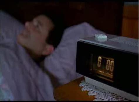 groundhog day clock digital mechanical flip type alarm clocks