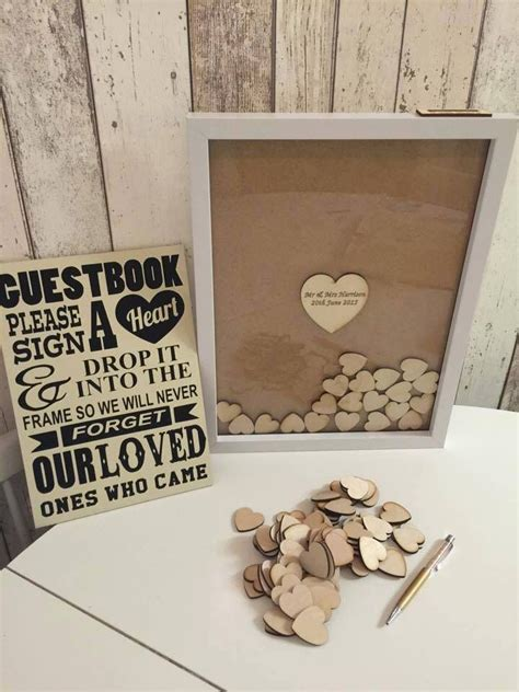picture frame guest book ideas 17 best ideas about wedding ideas on wedding