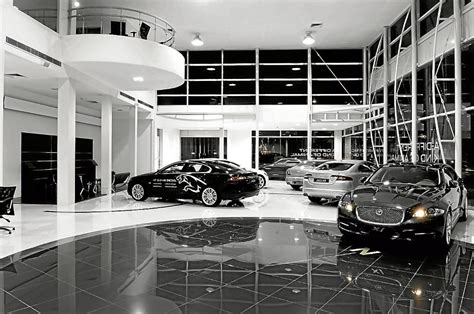 Luxury Interior Design 2017 a new home for jaguar and land rover inquirer business
