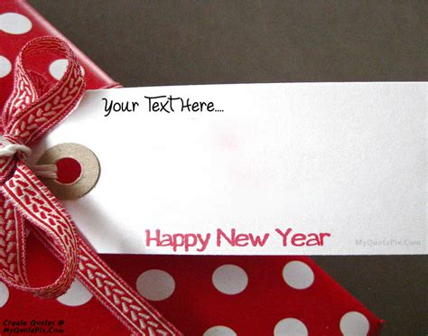 make your own happy new year card write quote on happy new year wish cards picture