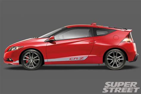 Honda Crz Hpd 2014 honda crz hpd edition magazine